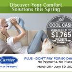 Cool Cash Rebate